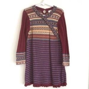 Hanna Anderson Sweater Dress